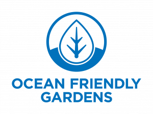 Ocean Friendly Gardens Program Logo Surfrider